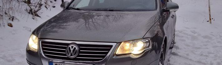2009 Volkswagen Passat B6 2,0 TDI recenzia a skúsenosti majiteľa