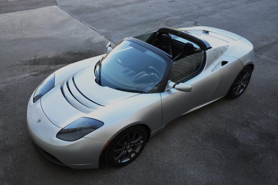 Tesla Roadster 2008 lotus
