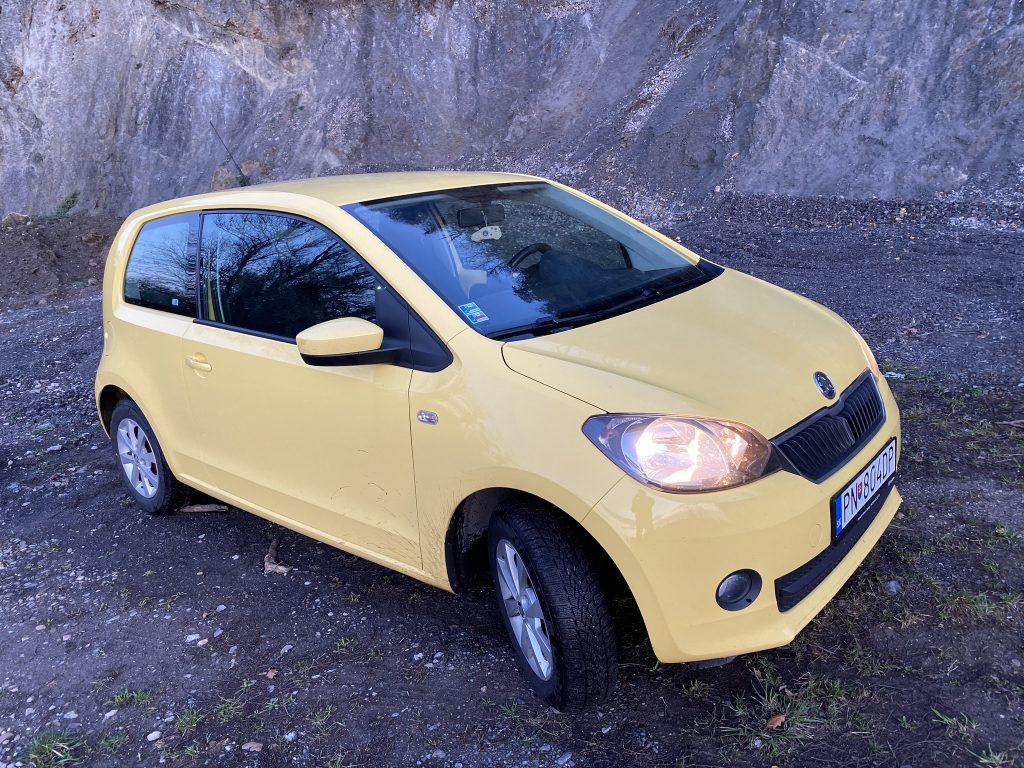 Škoda Citigo 1.0 MPI recenzia skúsenosti