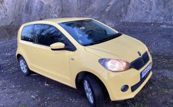 2013 Škoda Citigo 1.0 MPI recenzia a skúsenosti majiteľa