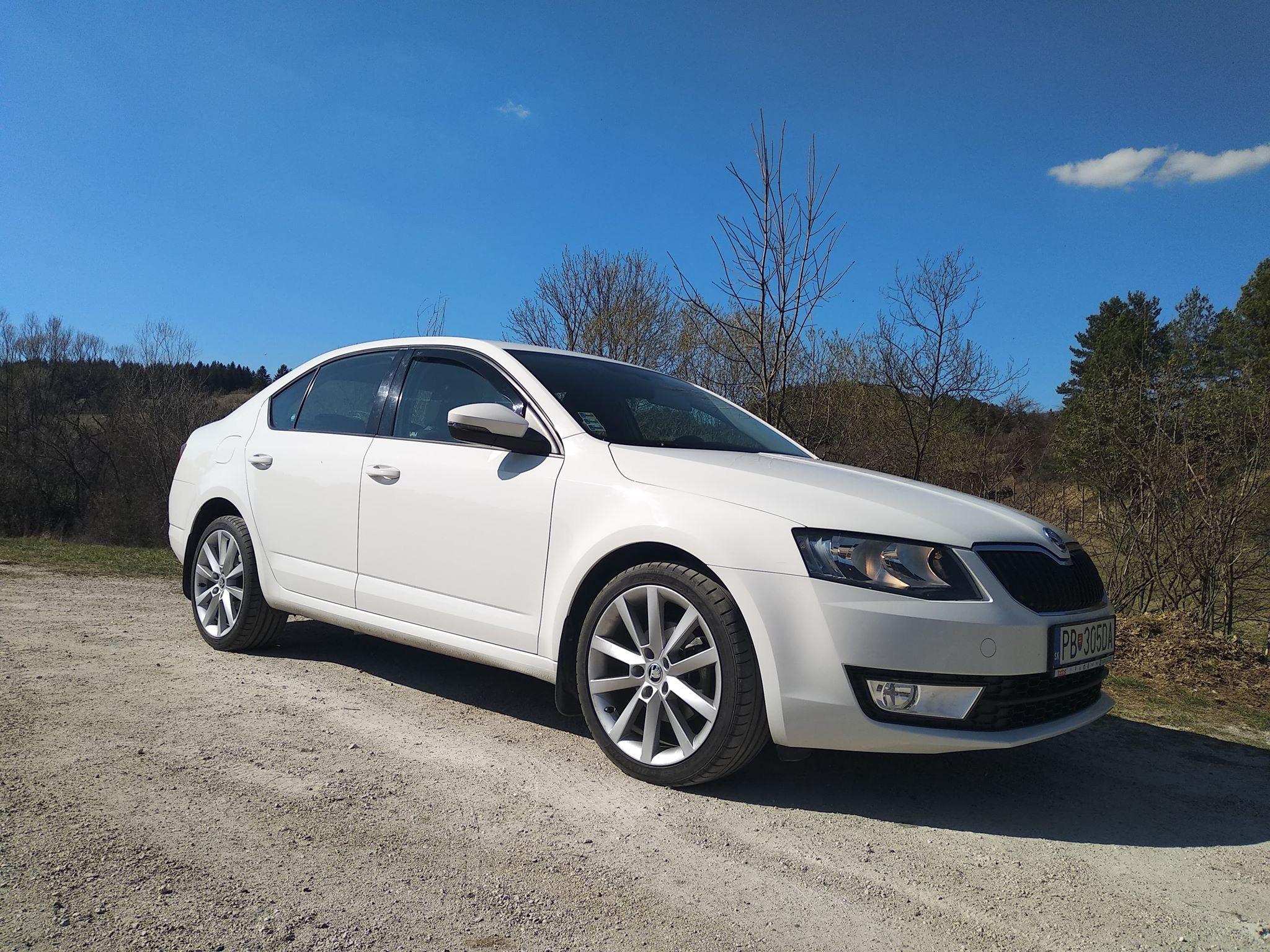 Škoda Octavia 1.6 TDI 3. gen. recenzia skúsenosti