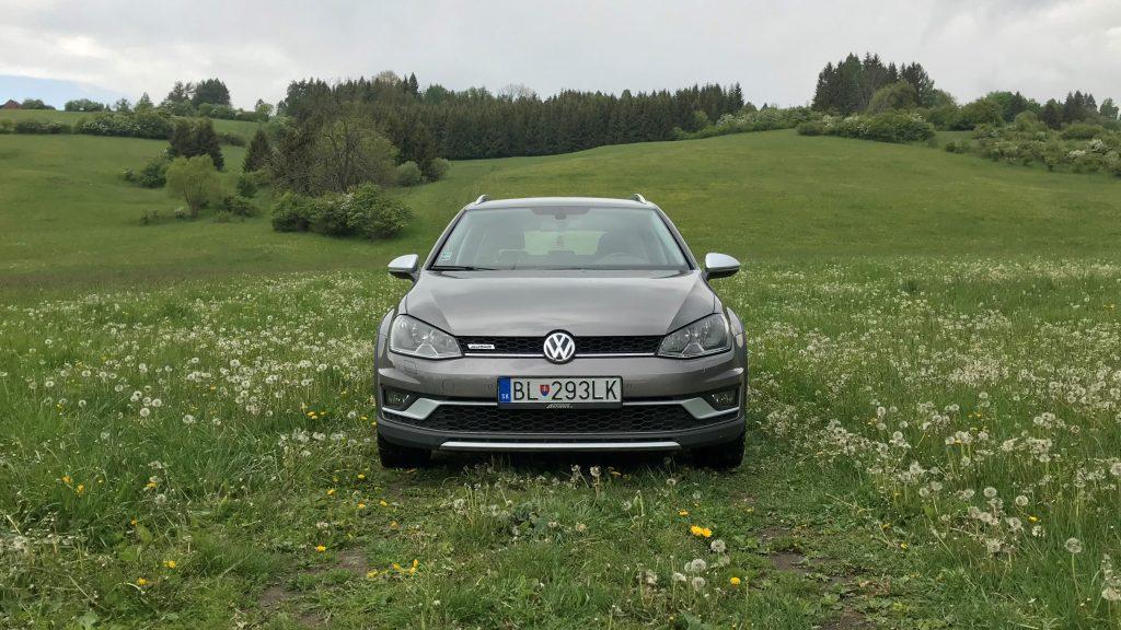 2016 Volkswagen Golf Alltrack 2.0 TDI 7. generácie test recenzia skúsenosti