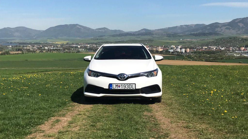 Toyota Auris 1.4 d-4d recenzia skúsenosti test