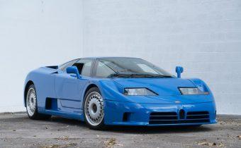 Bugatti EB 110 – na hranicu možností a ešte ďalej