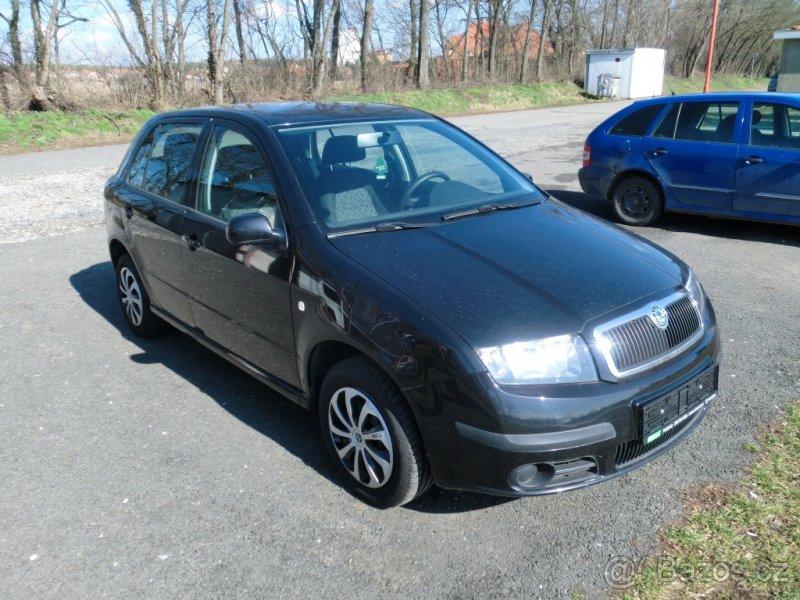 Škoda Fabia 1 1.2 HTP recenzia skúsenosti