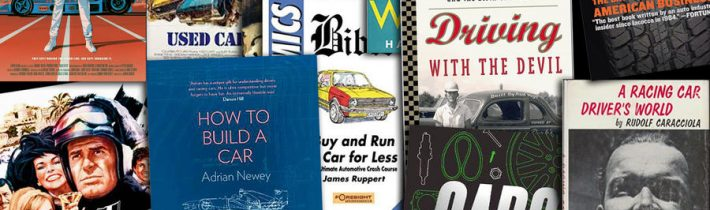 4 najlepšie knihy pre automobilových nadšencov