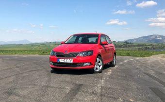 TEST Jazdenky Škoda Fabia 1.2 TSI 3. gen.