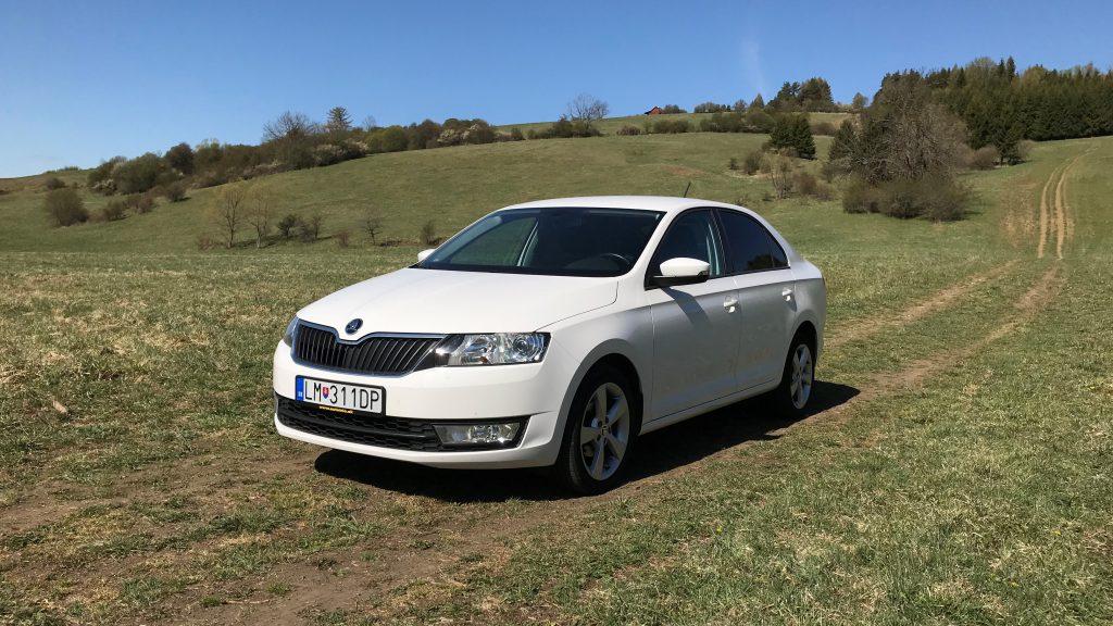 Škoda Rapid 1.4 TDI test jazdenky recenzia skúsenosti
