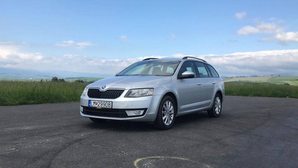 Škoda Octavia 1.6 tdi combi test recenzia skúsenosti