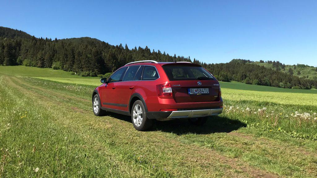 Škoda Octavia Scout 2.0 TDI 3. gen. 2016 recenzia skúsenosti test