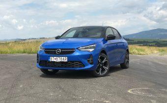 TEST Opel Corsa F 1.2 GS Line