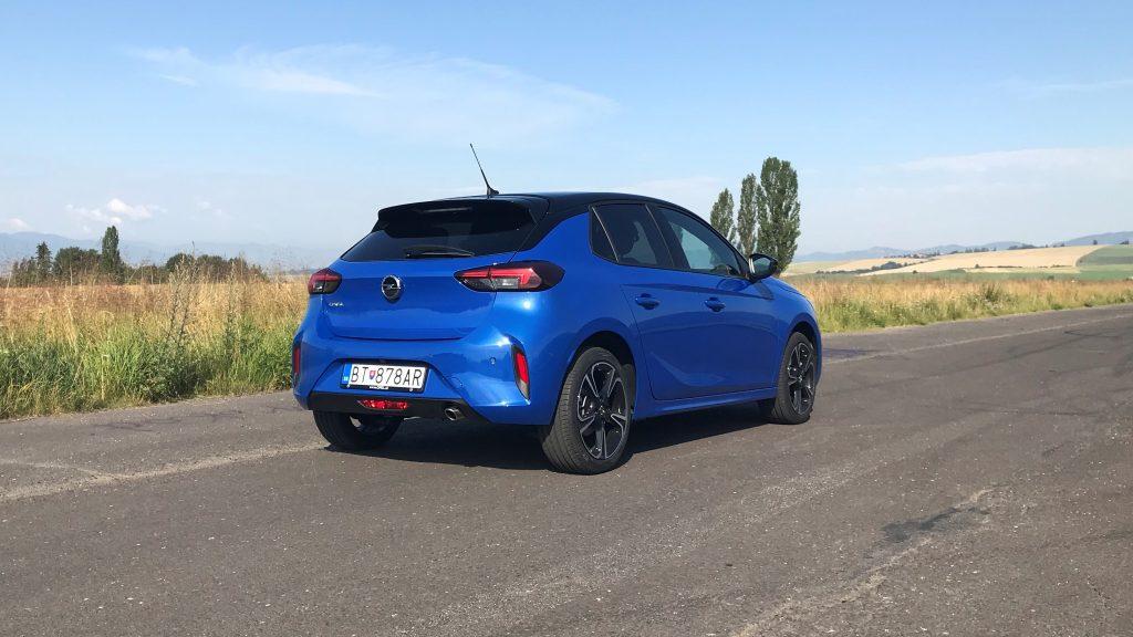 2020 Opel Corsa 1.2 GS Line F test recenzia