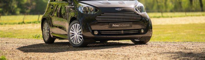 Aston Martin Cygnet – keď rozhodujú úradníci…