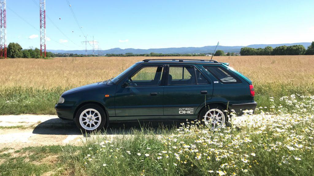 Škoda Felicia Combi 1.6 MPI test recenzia skúsenosti