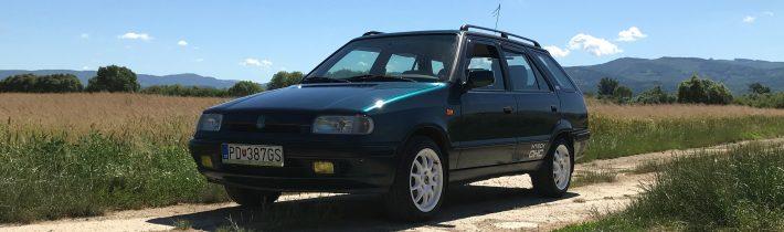 Vyskúšal som najlacnejšie jazdené kombi na Slovensku! TEST Škoda Felicia Combi 1.6 MPI