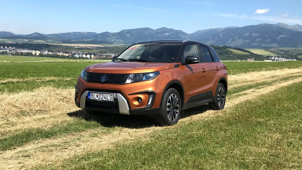Suzuki Vitara 1.6 DDiS Elegance+ Allgrip test recenzia skúsenosti