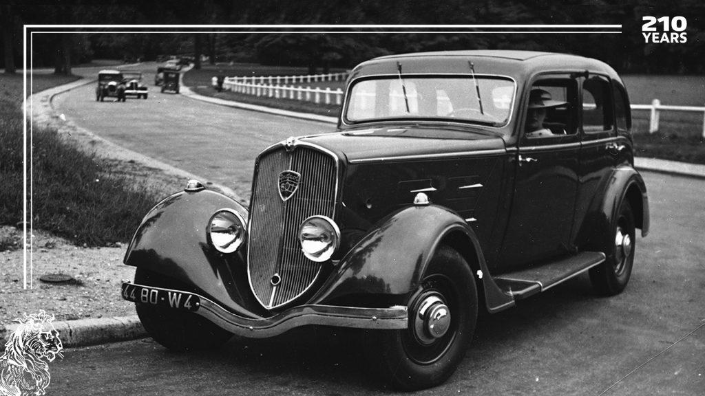 Peugeot 210. výročie