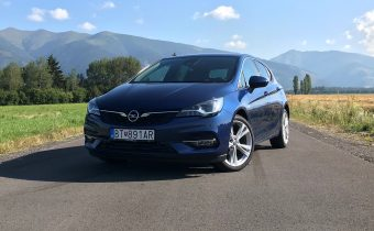 TEST Opel Astra K 1.2 Turbo Elegance