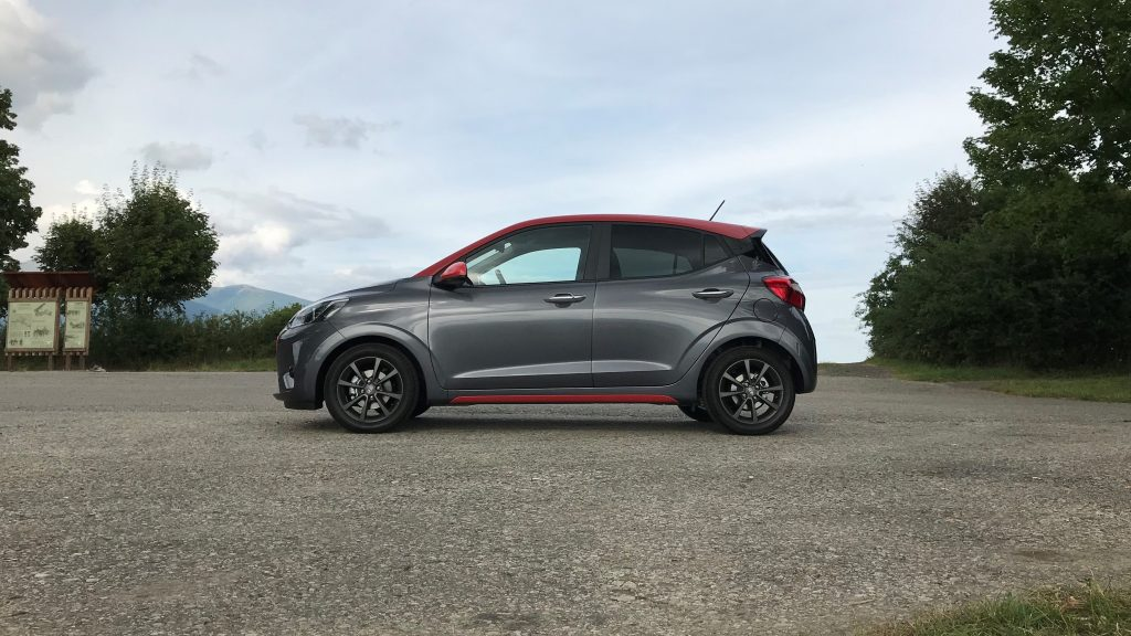 2020 Hyundai i10 1.2i Style test recenzia sk