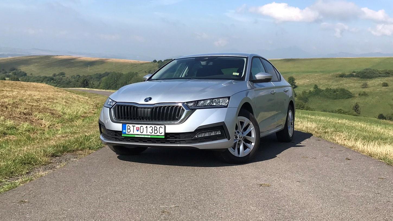 2020 Škoda Octavia 4 2.0 TDI Ambition test recenzia sk