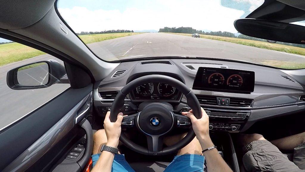 2020 BMW X1 18d test