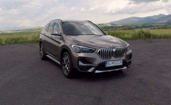 TEST BMW X1 F48 18d Steptronic