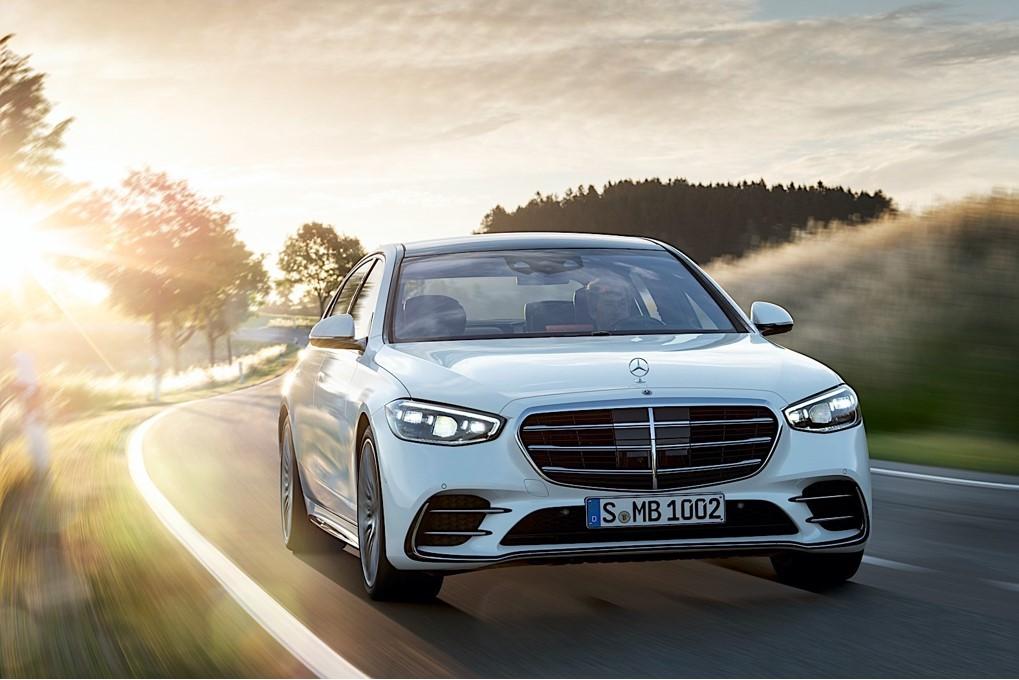 Mercedes-Benz triedy S 2020