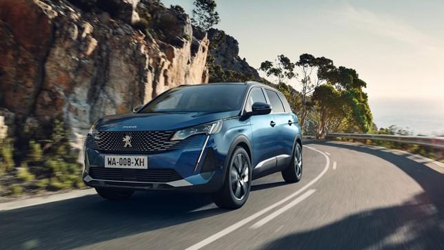 Nový Peugeot 5008 2020 facelift