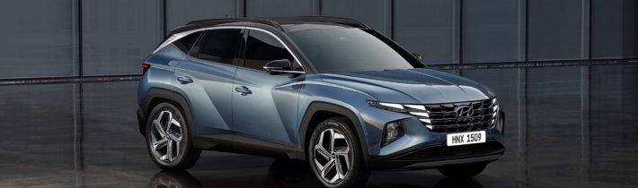 Nový Hyundai Tucson – progresívny dizajnom i novými technológiami