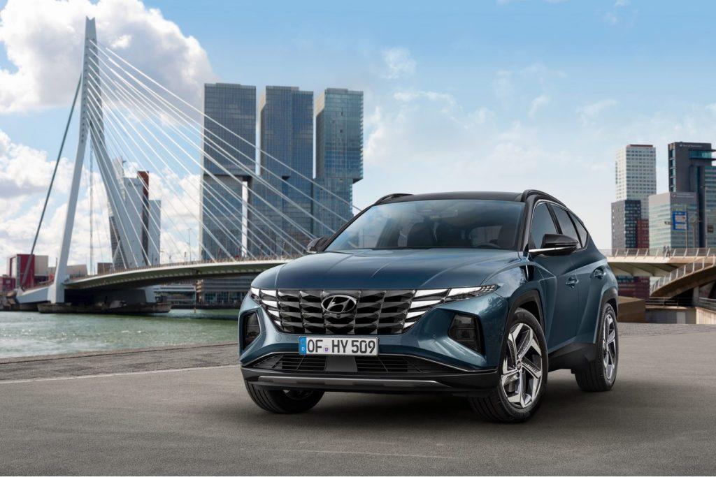 nový Hyundai Tucson 2020