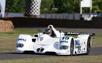 BMW V12 LMR – Roadster prototyp z Le Mans