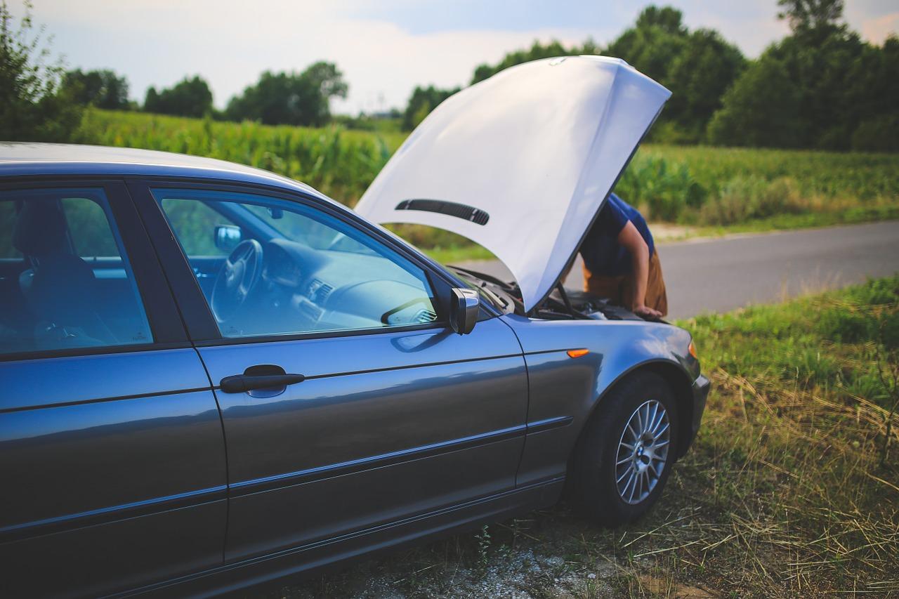 poruchovosť áut