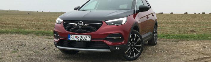 TEST Opel Grandland X Plug-in Hybrid4