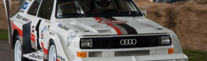 Beštia zakázanej skupiny – Audi Sport Quattro S1 Pikes Peak