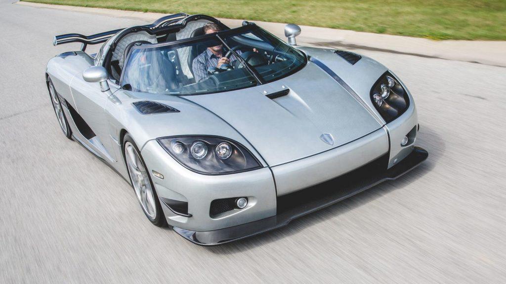 najdrahšie autá všetkých čias Koenigsegg