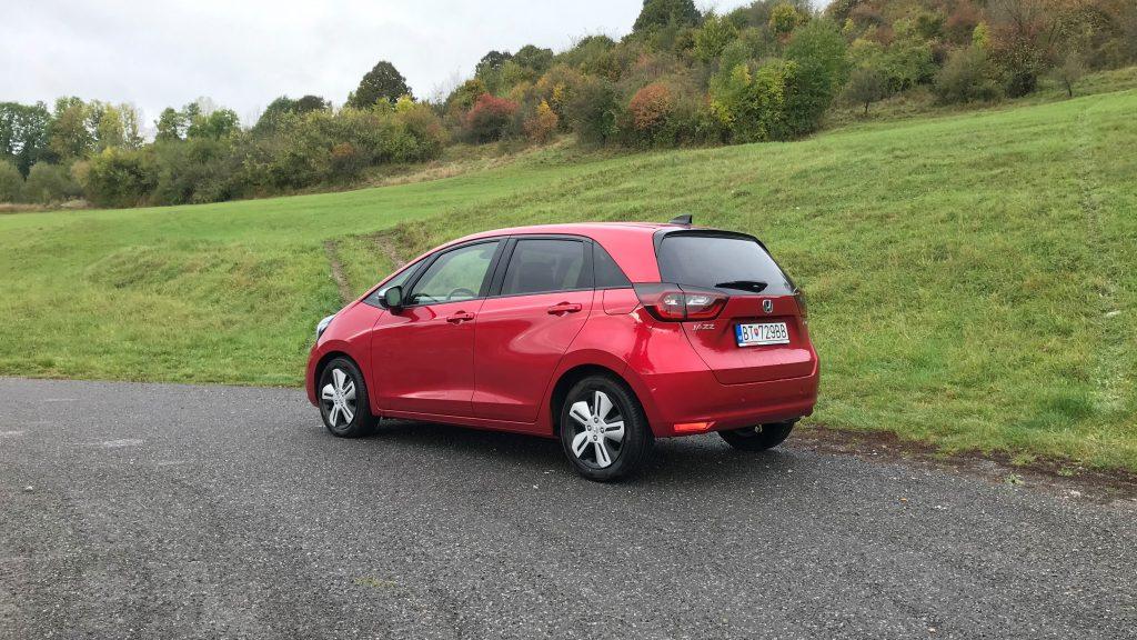 2020 Honda Jazz 1.5 i-mmd test recenzia skúsenosti