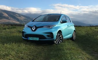 TEST Renault ZOE Intens R135 Z.E. 52 kWh