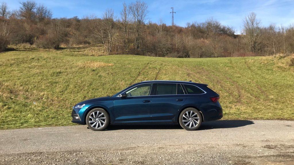 2020 Škoda Octavia Combi G-Tec Style 4. gen. test recenzia skúsenosti