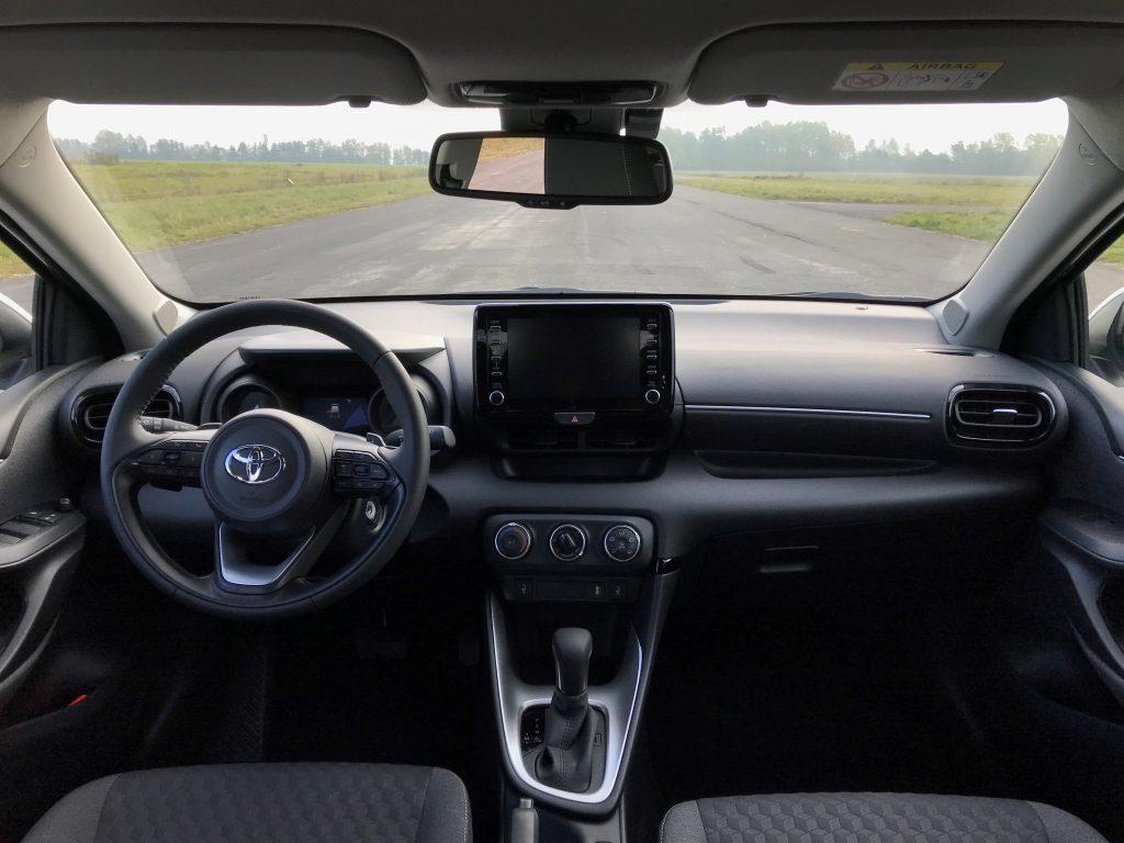 2020 Toyota Yaris 4. gen. 1.5 Dynamic Force 10 st. Multidrive S Comfort test recenzia skúsenosti