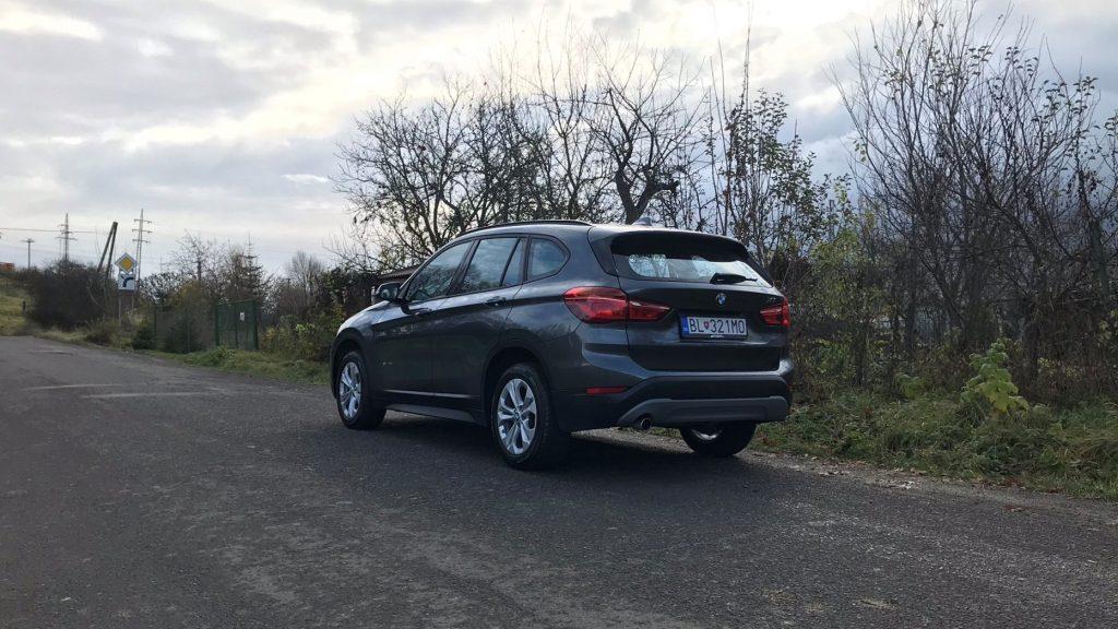 2017 BMW X1 F48 18d sDrive test recenzia skúsenosti jazdenka
