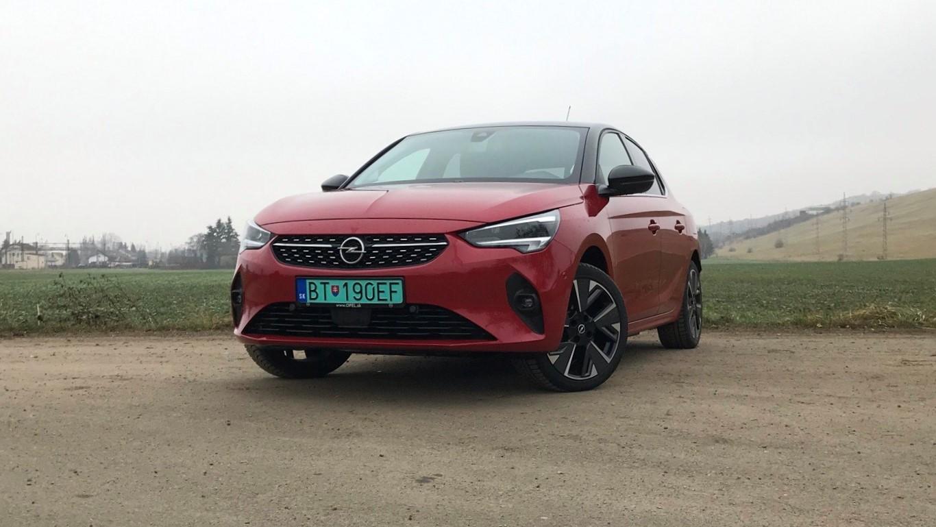 2020 Opel Corsa-E Elegance test recenzia skúsenosti