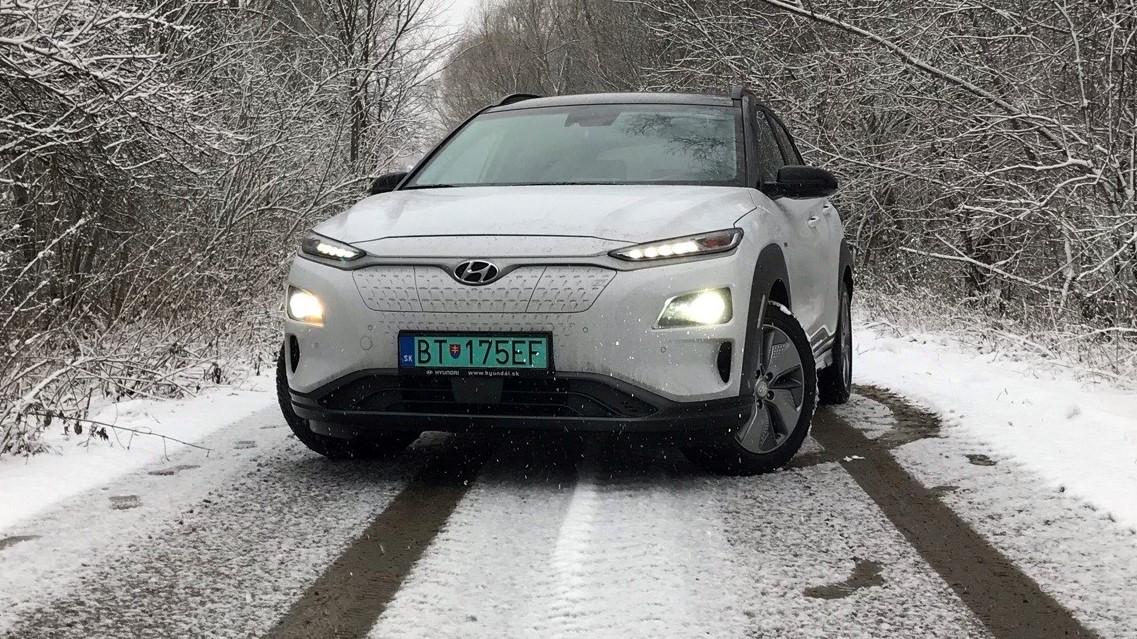 2020 Hyundai Kona Electric+ test recenzia skúsenosti