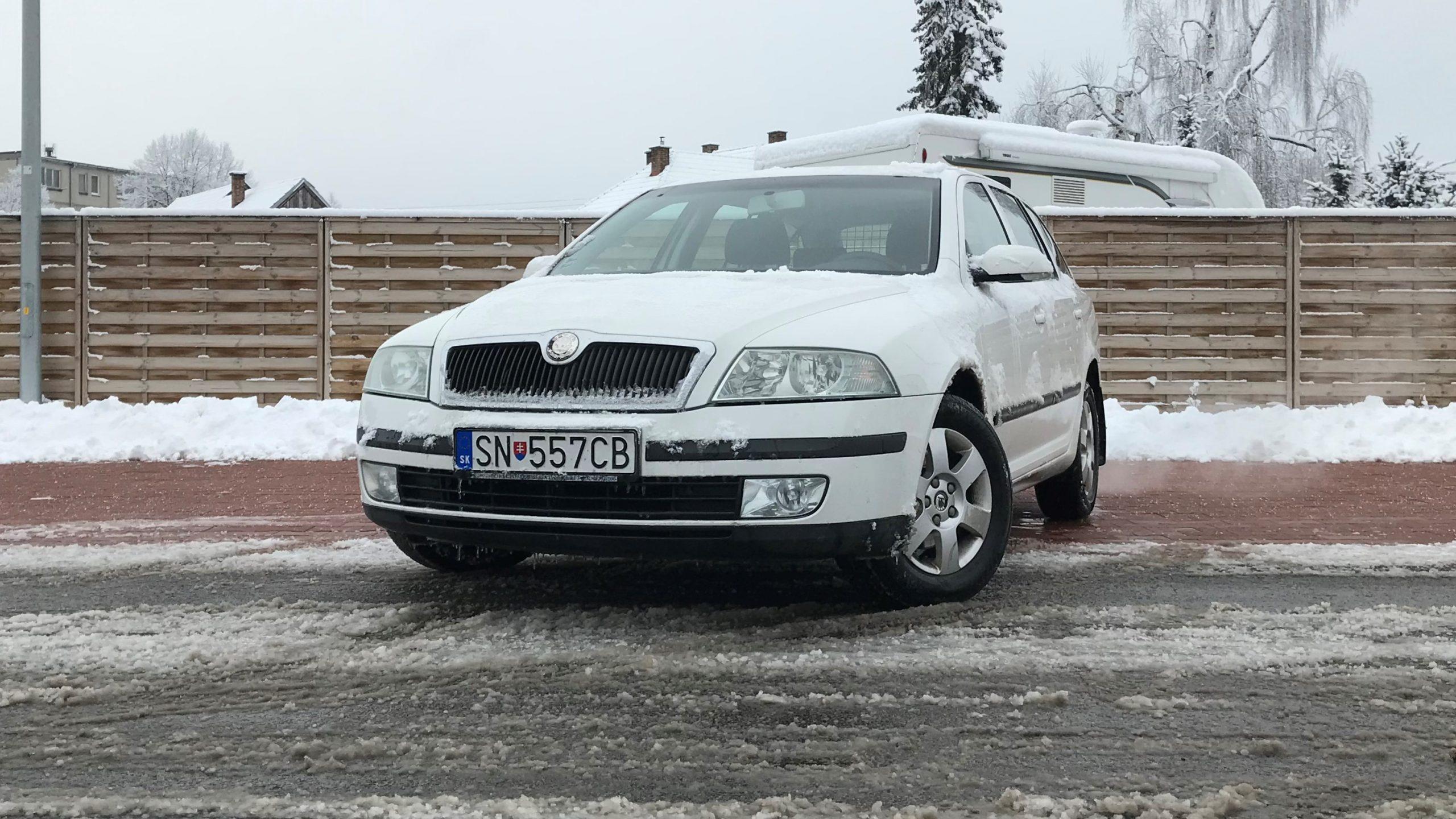 2005 Škoda Octavia Combi 2. gen. 1.9 TDI 77 kW test jazdenky recenzia skúsenosti