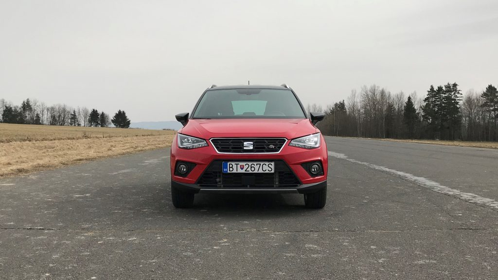 2020 Seat Arona 1.5 TSI FR REDline test recenzia skúsenosti