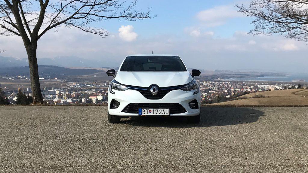 2020 Renault Clio E-Tech Hybrid test recenzia skúsenosti