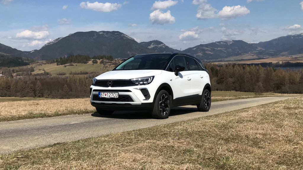 2021 Opel Crossland 1.5 CDTI Elegance test recenzia skúsenosti