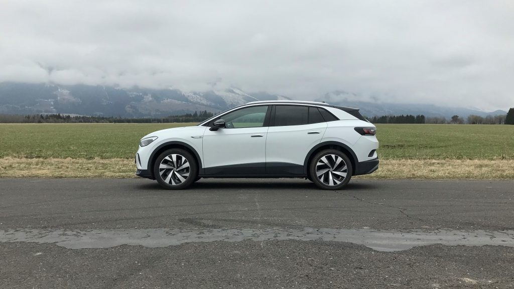 2021 Volkswagen ID.4 test recenzia skúsenosti