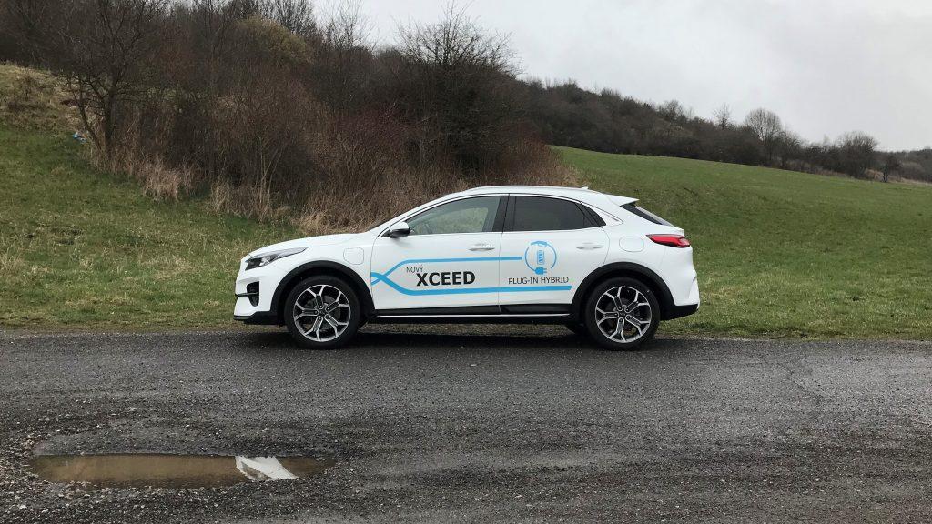 2021 Kia Xceed plug-in hybrid test recenzia skúsenosti
