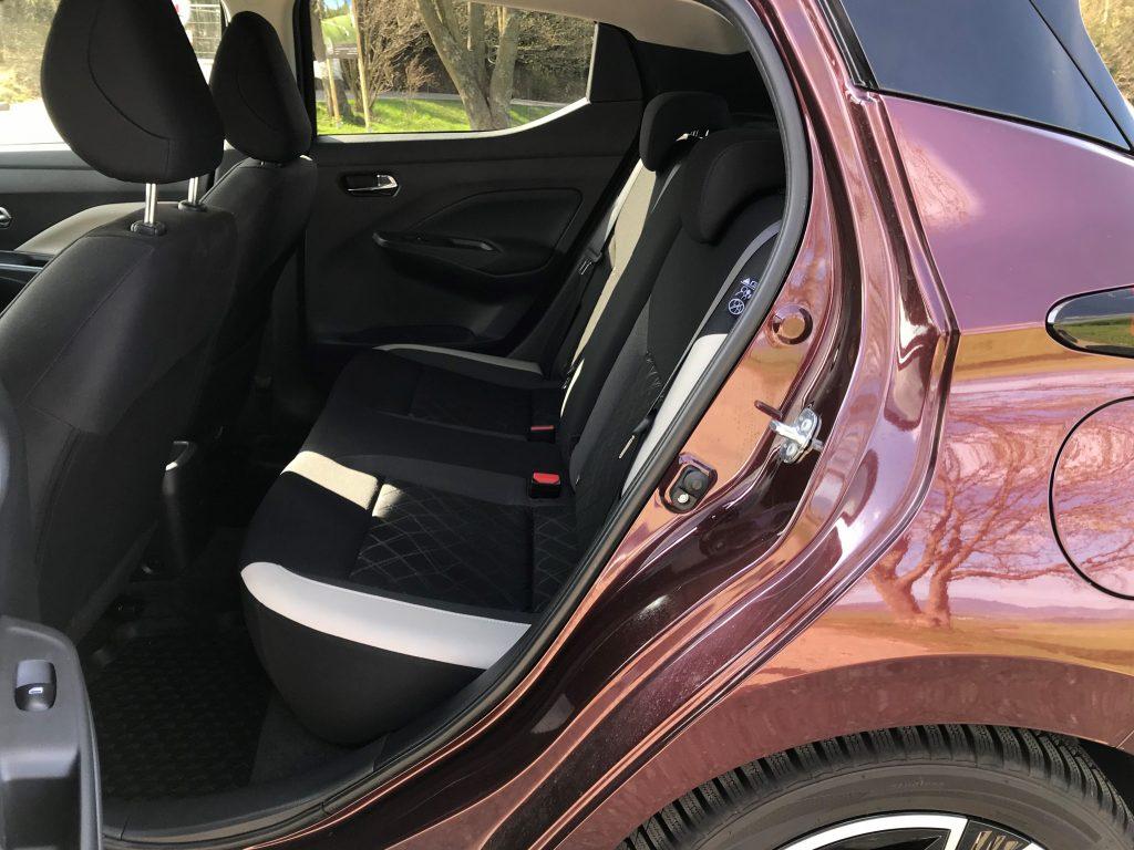 2021 Nissan Micra IG-T 92 Xtronic test recenzia skúsenosti interiér