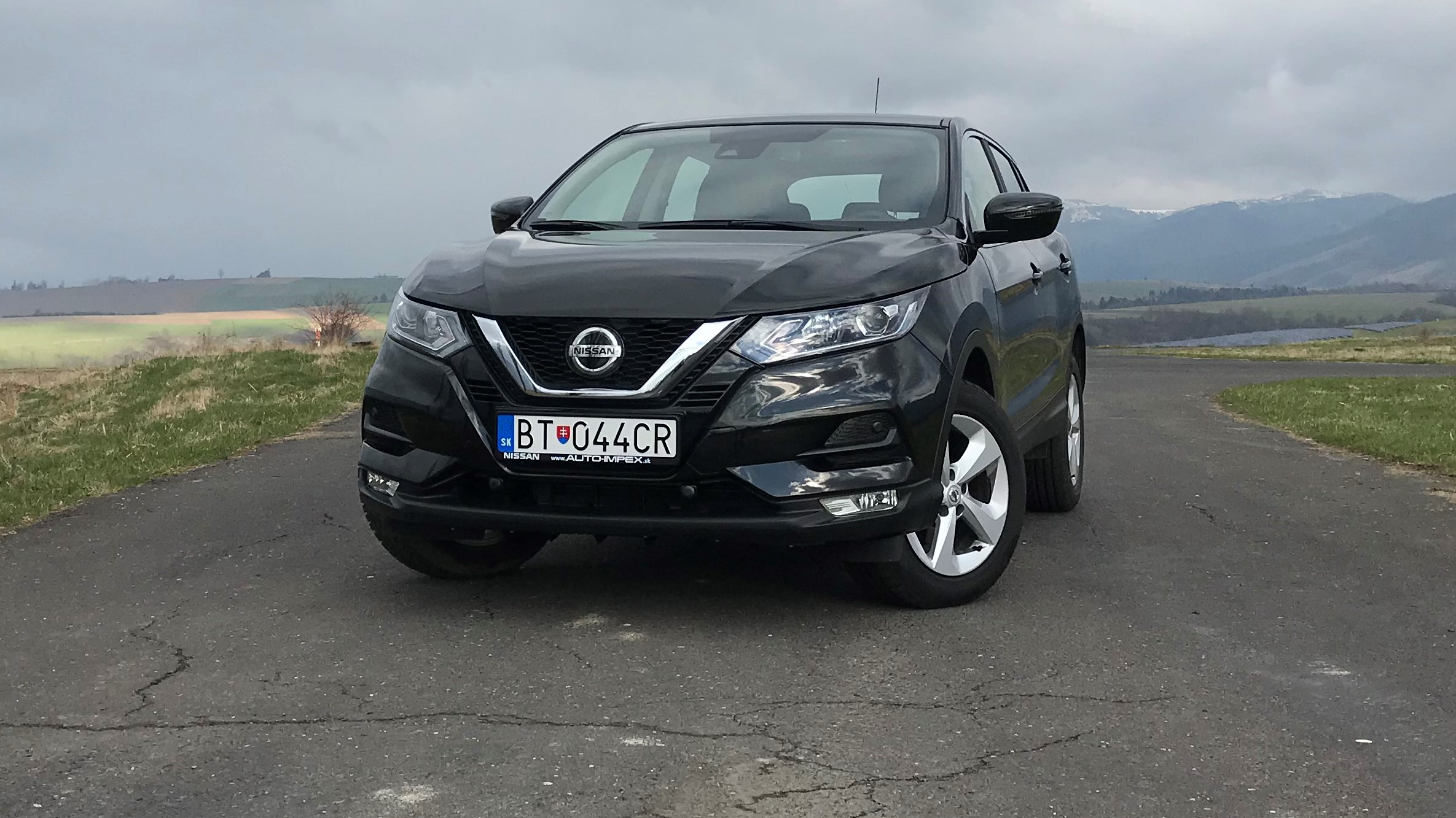 2021 Nissan Qashqai DIG-T 160 Comfort Edition test recenzia skúsenosti
